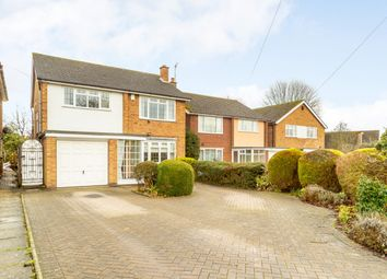 Thumbnail 3 bed detached house for sale in Bulkington Lane, Nuneaton, Warwickshire