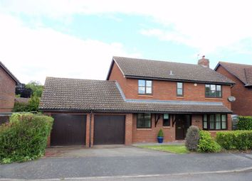 Thumbnail 4 bed detached house for sale in Millway, Hereford, Herefordshire