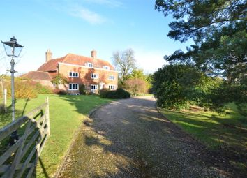 Thumbnail 6 bed equestrian property for sale in Beckley Road, Northiam, Rye