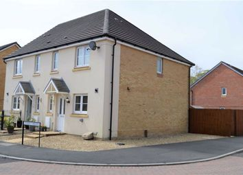 3 bed semi-detached house for sale in Ffordd Y Meillion, Swansea SA4
