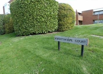 Thumbnail 1 bed flat for sale in Knightthorpe Court, Burns Road, Loughborough, Leicestershire