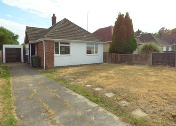 Thumbnail 2 bed bungalow to rent in Beech Way, Waterlooville
