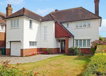 Thumbnail 4 bed detached house for sale in Coolinge Lane, Folkestone