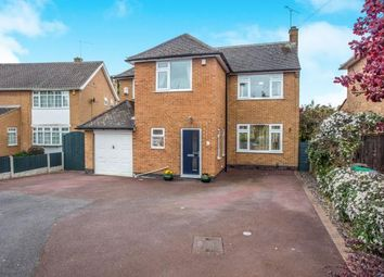 Thumbnail 4 bed detached house for sale in Barbrook Close, Nottingham, Nottinghamshire
