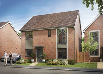 Thumbnail 4 bedroom detached house for sale in Bramshall Road, Uttoxeter