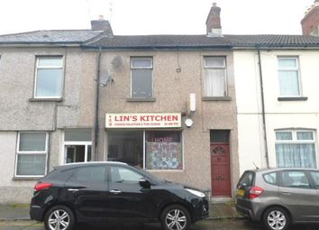 Thumbnail 3 bed duplex for sale in Croft Street, Cardiff