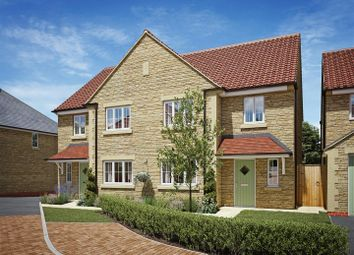Thumbnail 3 bed semi-detached house for sale in Portland Rise, Corsham