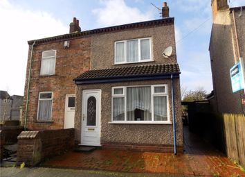 Thumbnail 2 bed semi-detached house for sale in Wright Street, Codnor, Ripley, Derbyshire