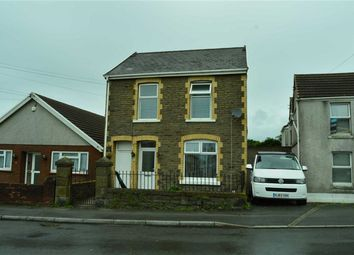 Thumbnail 3 bed detached house for sale in Frampton Road, Swansea