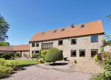 Thumbnail 4 bed detached house for sale in Blind Lane, Coleby