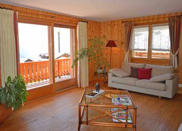 Thumbnail 3 bed apartment for sale in Chemin De La Croix 21, Verbier, Valais, Switzerland