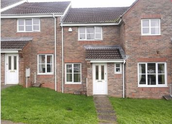 Thumbnail 2 bed terraced house to rent in 4 Ffordd Y Wiwer, Tregof Village