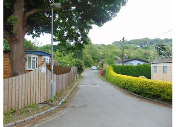 Thumbnail 1 bed property for sale in Mobile Home Park, High Wycombe