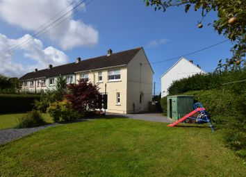 Thumbnail 3 bed end terrace house for sale in Fishguard Road, Haverfordwest