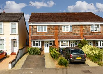 Thumbnail 3 bedroom end terrace house to rent in Earlsbrook Road, Redhill