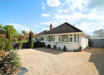 Thumbnail 4 bedroom detached bungalow for sale in Mill Hill Close, Whitecliff, Poole