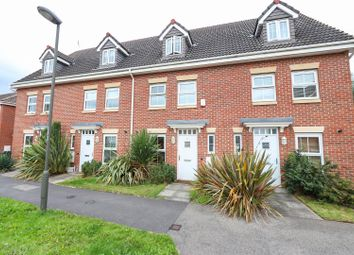Thumbnail 3 bed town house for sale in Forge Drive, Chesterfield, Derbyshire