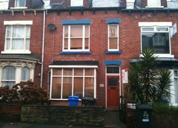 Thumbnail 4 bed property to rent in Westbrook Bank Road, Hunters Bar, Sheffield S11, Ecclesall Road