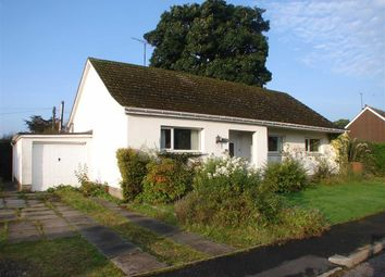 Thumbnail 3 bed detached bungalow for sale in Bruceland Gardens, Elgin