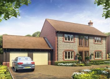 Thumbnail 4 bedroom detached house for sale in St. Andrews Lane, Congham, King's Lynn