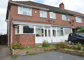 Thumbnail 3 bed end terrace house for sale in Ringinglow Road, Great Barr, Birmingham