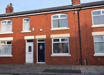 Thumbnail 2 bed terraced house for sale in Waverley Road, Preston