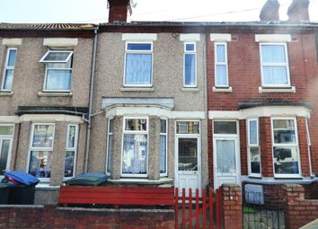 Thumbnail 3 bed terraced house for sale in King Georges Avenue, Coventry