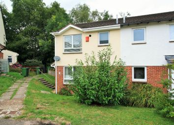 Thumbnail 1 bed end terrace house to rent in Canberra Close, Exeter