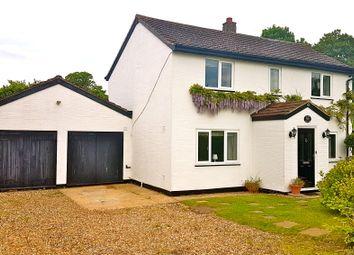 Thumbnail 3 bed detached house for sale in Upper Green, Felsham, Bury St. Edmunds