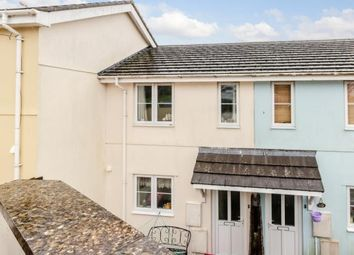 Thumbnail 3 bed terraced house for sale in Dartmouth, Devon, England