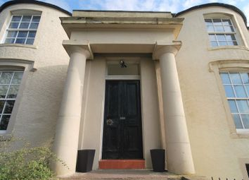Thumbnail 2 bedroom flat for sale in Bank Street, Crieff
