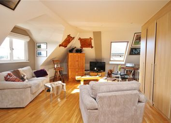 Thumbnail 2 bed flat for sale in Charmille Court, Warren Road, Ashford, Surrey