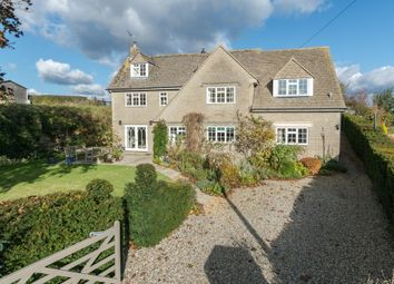 Thumbnail 4 bed detached house for sale in Sherston Road, Luckington, Chippenham