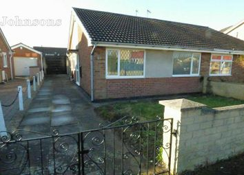 Thumbnail 2 bed semi-detached bungalow for sale in Ramsker Drive, Armthorpe, Doncaster.