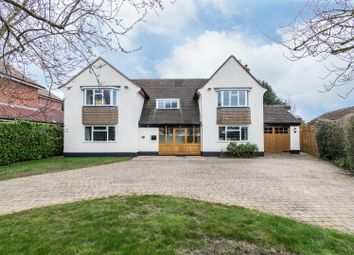 Thumbnail 5 bedroom detached house for sale in Clipston Lane, Normanton-On-The-Wolds, Keyworth, Nottingham