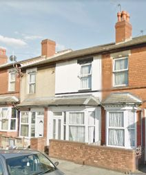 Thumbnail 3 bedroom terraced house for sale in Newlands Road, Birmingham