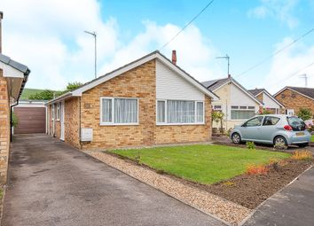 Thumbnail 2 bed detached bungalow for sale in Rockingham Road, Sawtry, Huntingdon