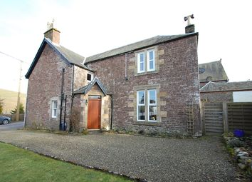 Thumbnail 4 bedroom detached house for sale in Roberton, By Biggar