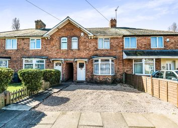 Thumbnail 3 bed terraced house for sale in Caversham Road, Kingstanding, Birmingham
