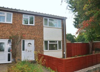 Thumbnail 3 bed end terrace house to rent in Roman Way, Andover