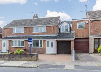 Thumbnail 4 bed semi-detached house for sale in Chell Heath Road, Stoke-On-Trent