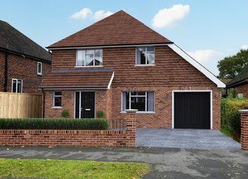 Lane End Drive, Knaphill, Woking GU21. 4 bed detached house