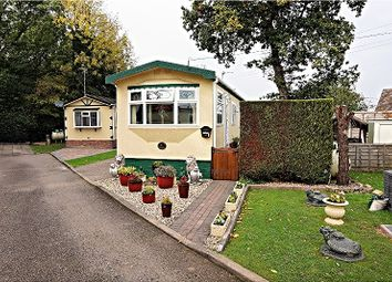 Thumbnail 1 bedroom mobile/park home for sale in Heath Park, Wolverhampton