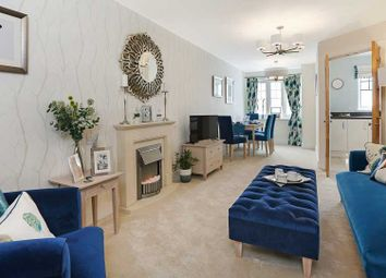 Thumbnail 1 bed flat for sale in Duke's Ride, Crowthorne
