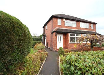 Thumbnail 2 bed semi-detached house for sale in Willows Lane, Milnrow, Rochdale, Greater Manchester