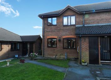 Thumbnail 2 bedroom property for sale in Chatburn Court, Culcheth, Warrington, Cheshire