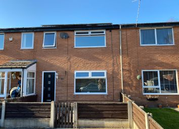 Thumbnail 3 bed terraced house to rent in Vicker Close, Swinton