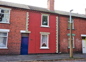 Thumbnail 3 bed terraced house for sale in Coulson Road, Lincoln