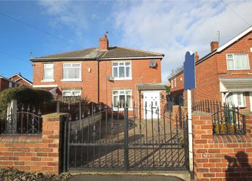 Thumbnail 2 bed semi-detached house for sale in Barnsley Road, Hemsworth, Pontefract