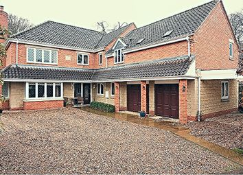 Thumbnail 5 bed detached house for sale in Parklands Avenue, Nocton